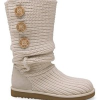 Amazon.com: UGG Women's Classic Cardy Boots: Shoes