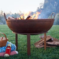 IRON SPRINGS FIRE PIT