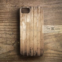 Wood iPhone 5 case - wood iPhone 4 case, print iPhone 4s case, Gift for men case for iphone 4, iphone 4 case, iphone5 case, for 4 4s 5 (c56)