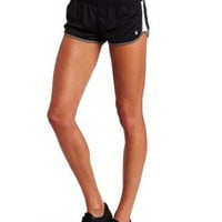 Hurley Women's Mesh Beachrider Walkshort, Black, Medium