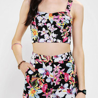 Urban Outfitters - Lucca Couture Side Cutout Bra Top