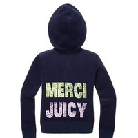 Girls Original Jacket in Merci Juicy Terry
