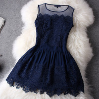 Lace Dress