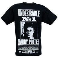 Harry Potter Undesirable No. 1 Adult T-Shirt |