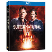 Supernatural: The Complete Fifth Season (Blu-Ray) |