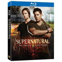 Supernatural: The Complete Eighth Season (Blu-ray) |