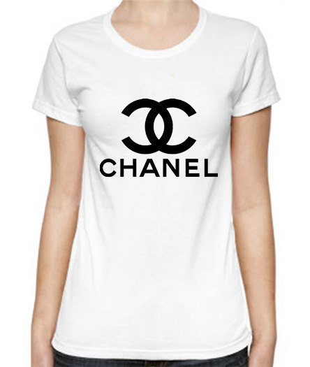 Chanel Paris Logo Coco Custom Women T From Petromaxtee On Etsy