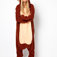 Kigu | Kigu Monkey Onesuit at ASOS