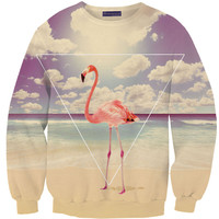 Birdy Triangle Sweatshirt