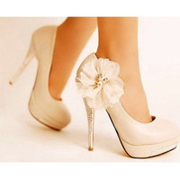 Tan Anthea Heels