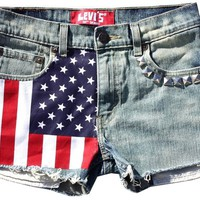 Fellow Threads — americana cutoffs