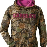 Cabela's: Cabela's Women's Campus Hooded Sweatshirt Zoom