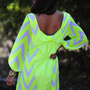 The Dream Dress: Neon Yellow | Hope's