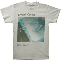 Crystal Castles - T-shirts - Soft Tees Small
