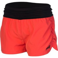 Reef - Tropic Vibe Fold Over Short Coral:Amazon:Clothing