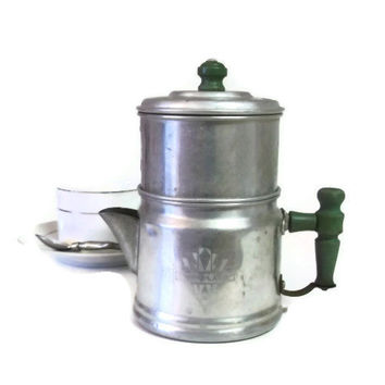 Vintage Drip-O-Lator Coffee Pot, Small from RescuedInTime on Etsy