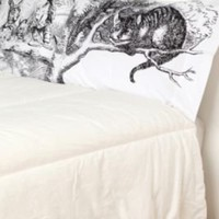 UrbanOutfitters.com &gt; Alice Tea Party Pillowcase Set