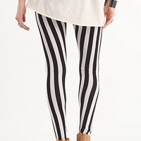 Nollie Stripe Leggings at PacSun.com