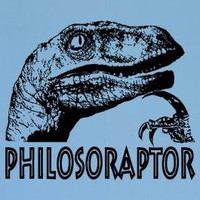 Philosoraptor - T-Shirt