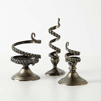 Anthropologie - Tentilla Coil Candle Holder