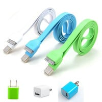 Colouful 3PCS USB