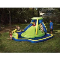Splashin' Fun Kids' Splashin' Inflatable Water Slide