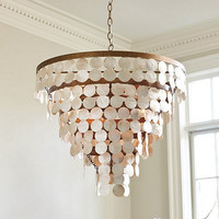Vernay 10-Light Chandelier  | Ballard Designs