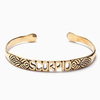 Zodiac Bracelet - Scorpio in Accessories Jewelry at Nasty Gal