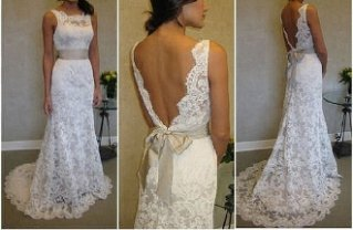 CHIQ | French Lace Wedding Dress : Glamfoxx