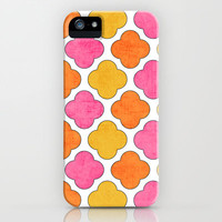 summer clover iPhone & iPod Case by her art