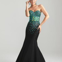 Night Moves 6715 at Prom Dress Shop