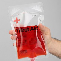 Thirst Aid Hydration Pack Flask