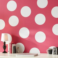 Oversized Dots Decal