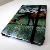Horse mini journal - notebook