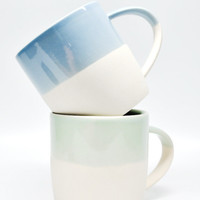 Pastel Dipped Mug | LEIF