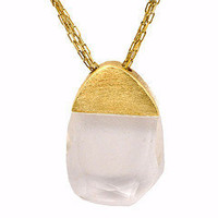 Sheila Fajl ?? Chynna Stone Pendant