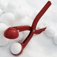 Amazon.com: Sno-Baller Snowball Maker; Colors May Vary: Toys & Games