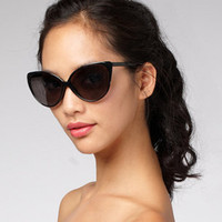 Bridget Retro Cat Eyed Sunglasses | Shop Stylish Sunglasses Now | fredflare.com