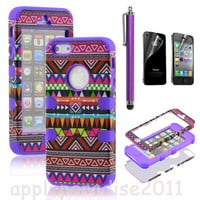 Vintage Creative Case for iPhone 4/4s/5(1)