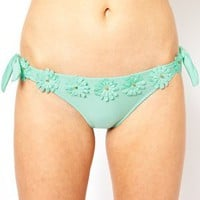 River Island Donatella Bikini at asos.com