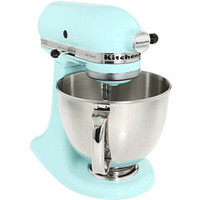 KitchenAid KSM150P 5-Quart Artisan Stand Mixer