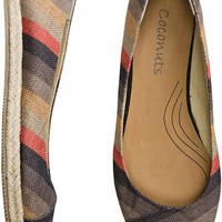COCONUTS REGATTA FLAT &gt; Womens &gt; Footwear &gt; Shoes | Swell.com