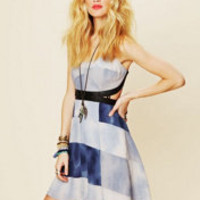Free People FP New Romantics Hanalee Patchwork Dress at Free People Clothing Boutique