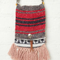 Free People Guatemalan Fringe Crossbody at Free People Clothing Boutique
