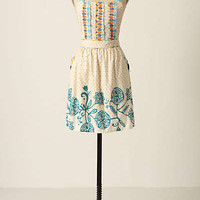 Anthropologie - Dotty Match Apron