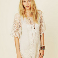 Free People Coachella Valley Tunic at Free People Clothing Boutique