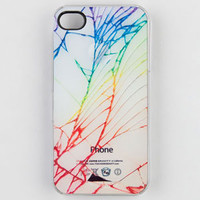 ZERO GRAVITY Cracked iPhone 4/4S Case 222177167 | Phone Cases | Tillys.com