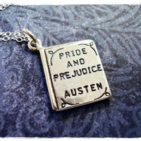 Tiny Pride &amp; Prejudice by Jane Austen by EvelynMaeCreations