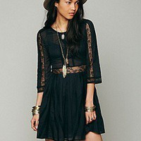 Free People  Pere Fit And Flare Dress at Free People Clothing Boutique