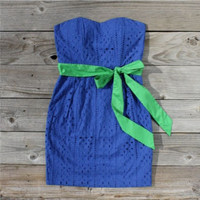 Something Blue Dress, Sweet Women&#x27;s Country Clothing